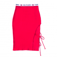 Split Tie Skirt
