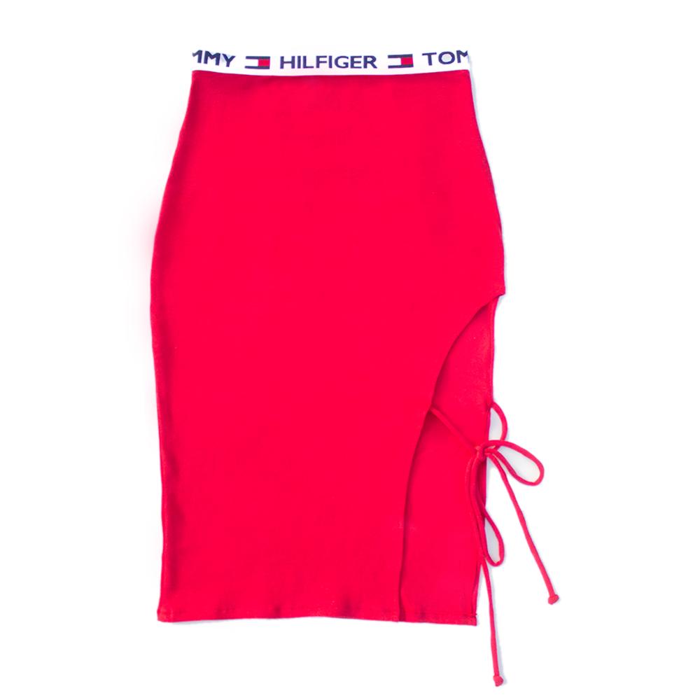 13c4d5d736 Split Tie Skirt – MOB84
